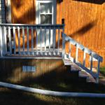 BEFORE PICTURE OF THE OLD DECK
